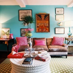 Bohemian Style Living Room With Dark Wood Fireplace 15 Playful Designs In Boho