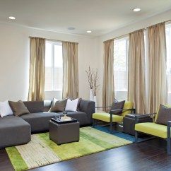 Lime Green Living Room Decorations Traditional Style Photos 20 Really Amusing Rooms With Combinations Of Grey