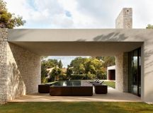 El Bosque House by Ramon Esteve in Valencia, Spain
