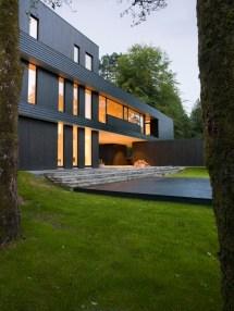 Architecture Villa S Saunders