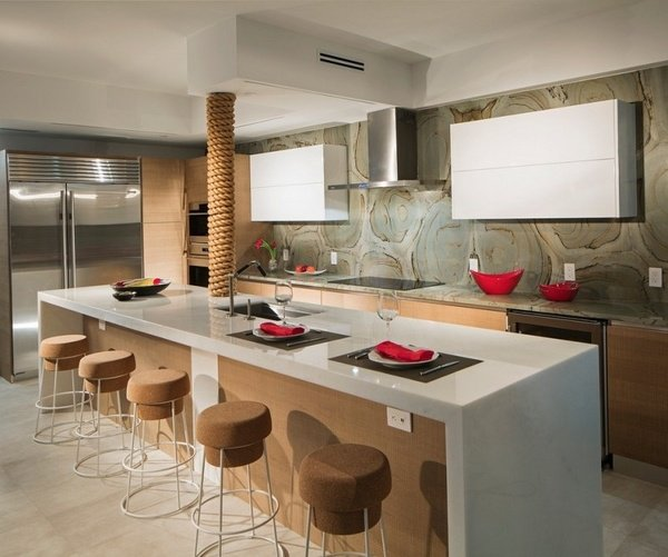 diy kitchen island with seating south jersey remodeling 19 fascinating dream designs for every taste