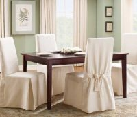 18 Lovely Chair Cover Designs To Refresh The Look Of Every ...