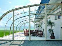 16 Functional Enclosed Glass Terraces To Enjoy Every ...