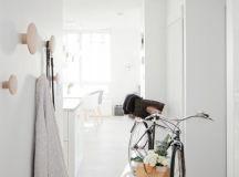 16 Elegant Scandinavian Hallway Designs That Can Improve ...