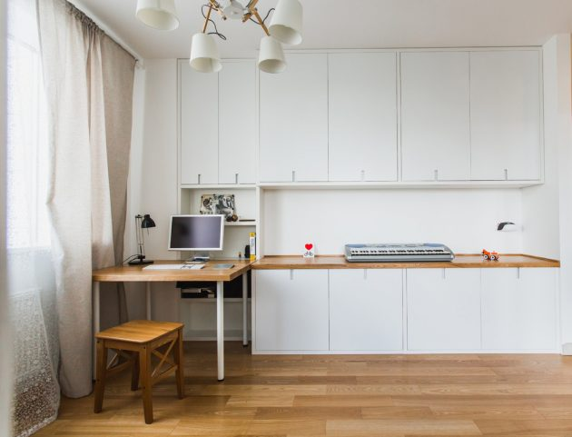 16 Inspirational Scandinavian Work Room Designs That Will