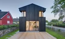 Spectacular Scandinavian Exterior Design