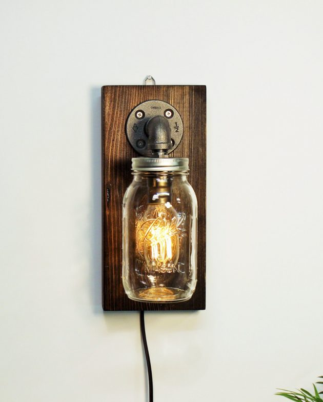18 Spectacular Handmade Wooden Lamp Designs