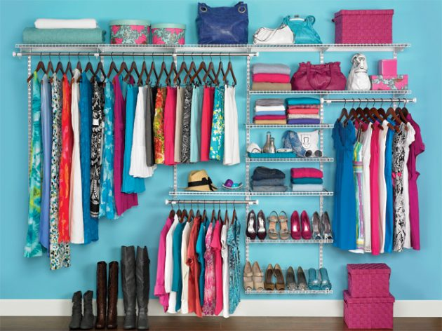 Image result for organized closet