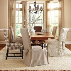 Chair Covers For Dining Room Modern Arm Chairs Uk 18 Lovely Cover Designs To Refresh The Look Of Every