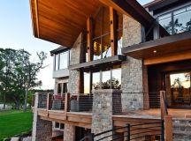 Mountain Modern by Eskuche Associates in Minnesota, USA