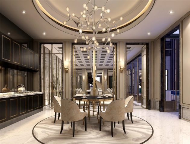 17 Divine Dream Dining Room Designs That Will Leave You
