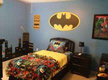 18 Astounding Superhero Themed Kids Room Designs That ...