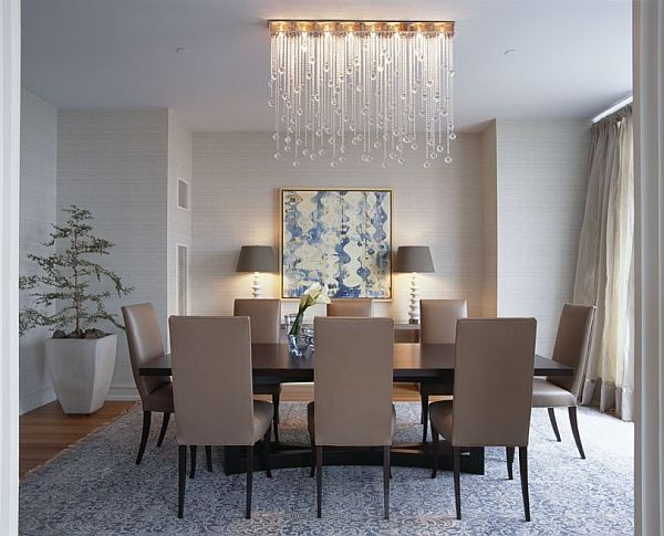 Gorgeous Dining Room Chandelier Designs For Your Inspiration