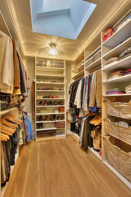 17 Super Functional Closet Designs That Are Worth Seeing