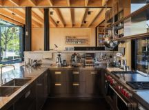 Boat Sheds by Strachan Group Architects & Rachael Rush in ...