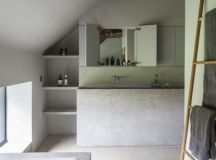 DBB Residence by Govaert & Vanhoutte Architects in Knokke ...