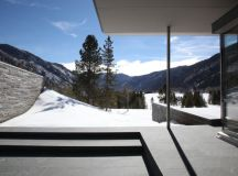 Independence Pass Residence by Bohlin Cywinski Jackson in ...