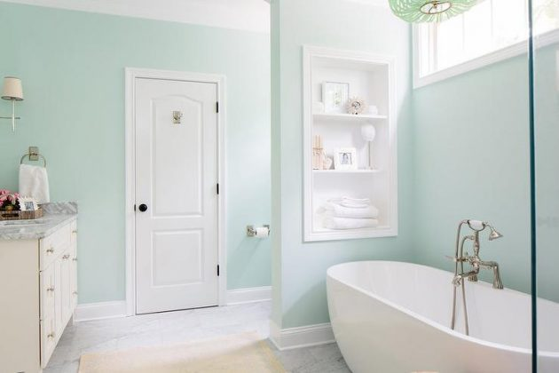 Best Girls Makeovers Wallpaper 17 Pastel Bathroom Designs That Look Like A Little Paradise