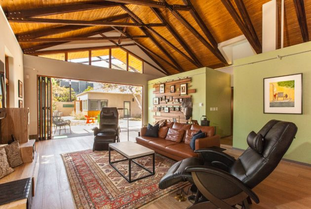 15 Exquisite Mid Century Modern Living Room Designs That