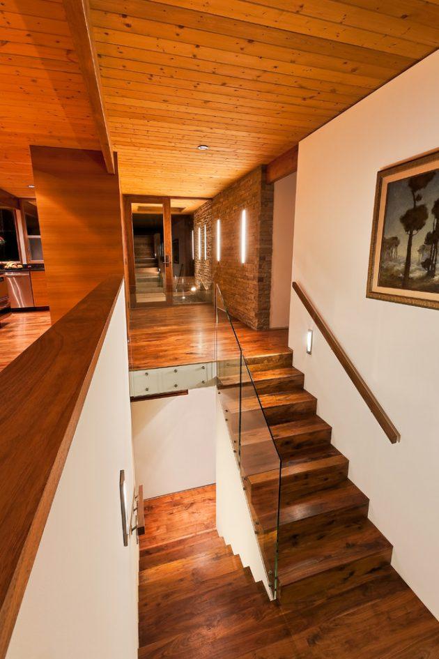 Modern House Interior Kitchen