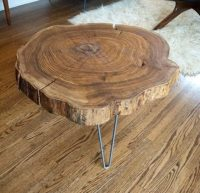 Driftwood Coffee Table Designs