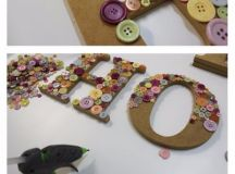 15 Creative DIY Ideas You Can Make At Home By Using Buttons