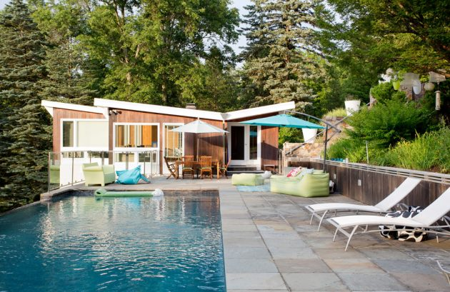 16 Stunning MidCentury Modern Swimming Pool Designs That Will Leave You Breathless