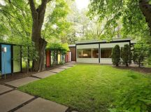 17 Scenic Mid-Century Modern Landscape Designs You Need In ...
