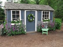 18 Marvelous Garden Shed Designs That Will Attract Your ...