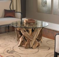 Driftwood Coffee Table Designs- Stylish Addition To Every ...