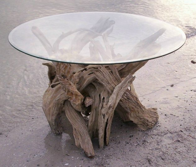 Driftwood Coffee Table Designs Stylish Addition To Every
