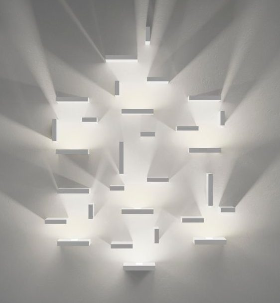 14 Alluring Wall LED Light Designs To Enhance Your