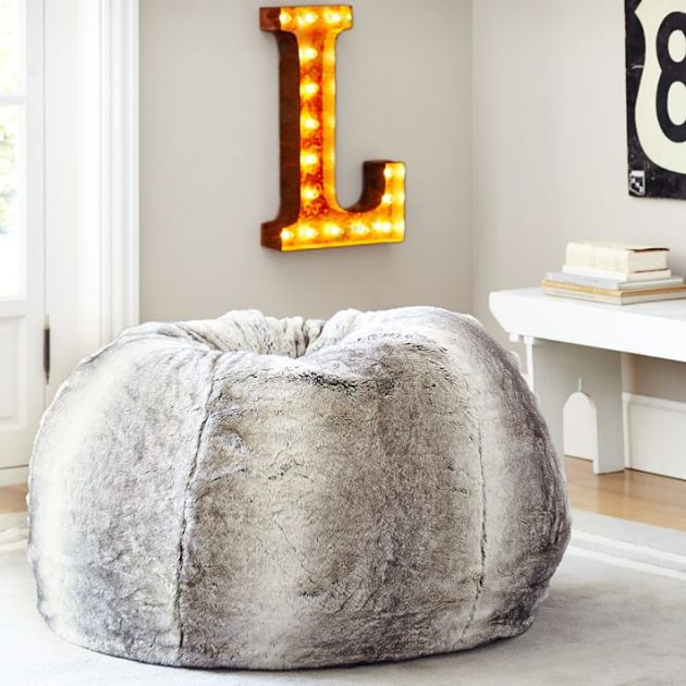 17 Fascinating DIY Bean Bag Designs To Surprise Your Children