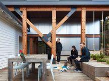 Dorman House by Austin Maynard Architects in Lorne, Australia