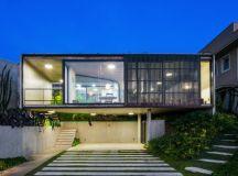 LEnS House by Obra Arquitetos in Sao Paulo, Brazil