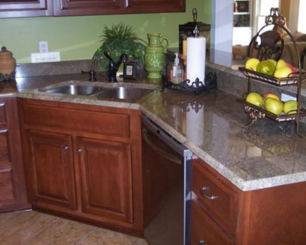18 Space Saving Corner Sink Ideas That Are Ideal For Small