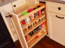 17 Super Functional Ideas To Organise The Kitchen Easily