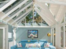 15 Splendid Transitional Sunroom Designs You'll Love To ...