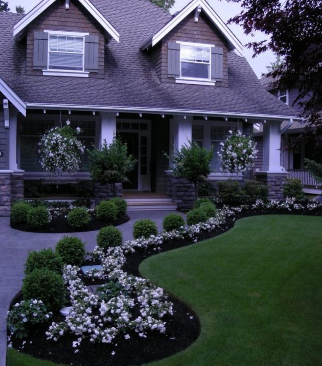 front yard ideas pictures