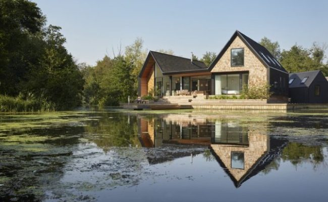 Backwater House By Platform 5 Architects In Norfolk Uk