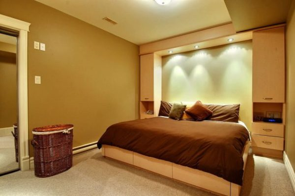 basement bedroom remodeling ideas 15 Awesome Basement Bedroom Designs That Are Worth Seeing