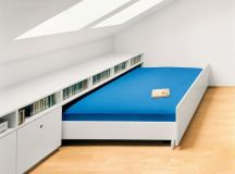 16 Truly Amazing Pull-Out Bed Designs For Small Spaces