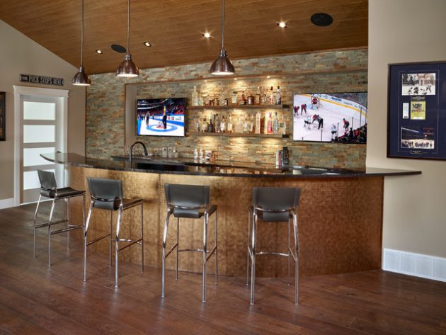Bar Interior Design Ideas