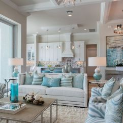 Living Room Bed Ideas Photos Of Rooms With Hardwood Floors 16 Inspirational For Decorating Beach Themed