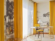 16 Captivating Interiors With Yellow Accents That Will ...