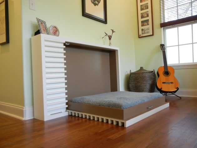 16 Truly Amazing PullOut Bed Designs For Small Spaces