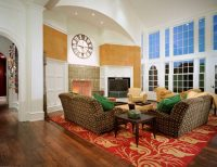 16 Outstanding Ideas For Decorating Living Room With High ...