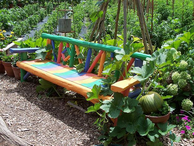 Fascinating Ideas To Choose Your Ideal Garden Bench