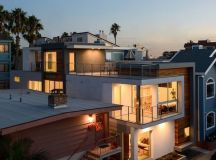 Peninsula House by LeMaster Architects in Long Beach ...
