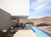 Poseidon House by Domenack Arquitectos in Lima, Peru